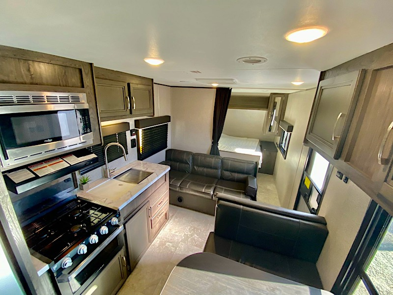 camper trailer rental las vegas