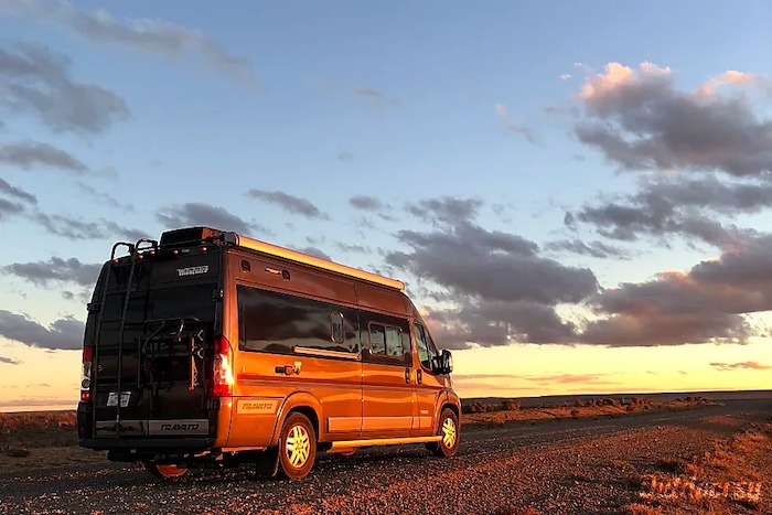 campervan rental denver