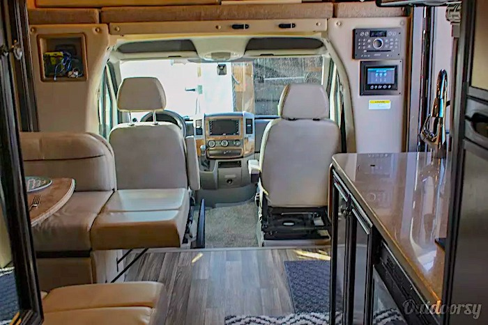 luxury rv denver co
