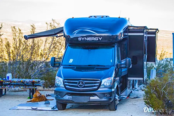 luxury rv denver
