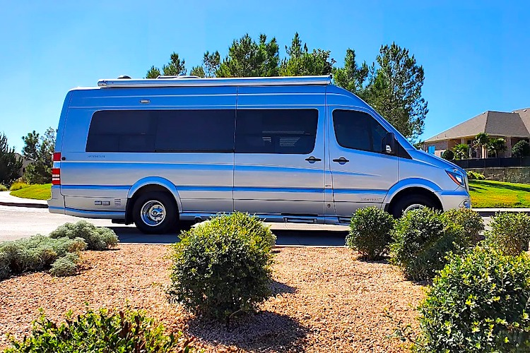luxury rv rental dallas