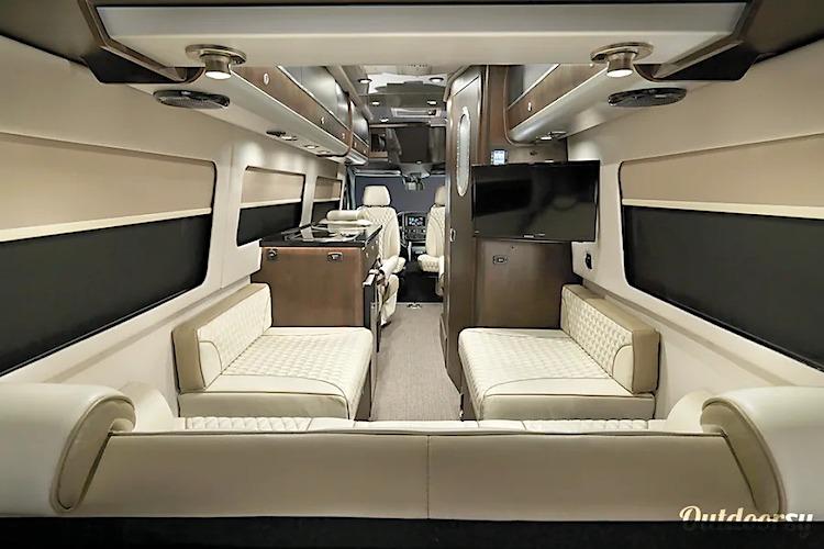 luxury rv rental san diego ca