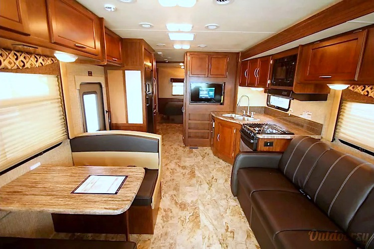 motorhome rental chicago IL