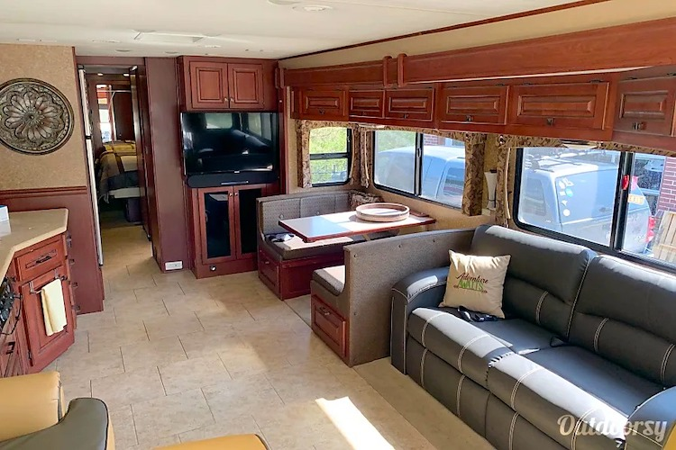 rv for rent dallas tx