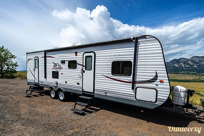 rv rental denver airport