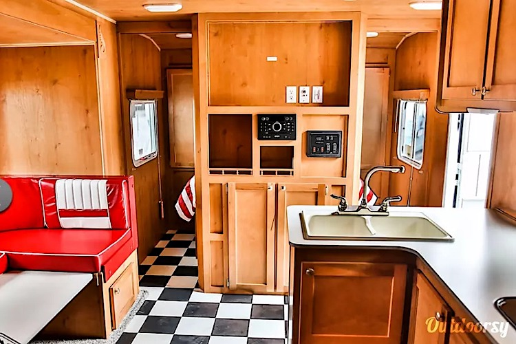 rv rental los angeles travel trailer int