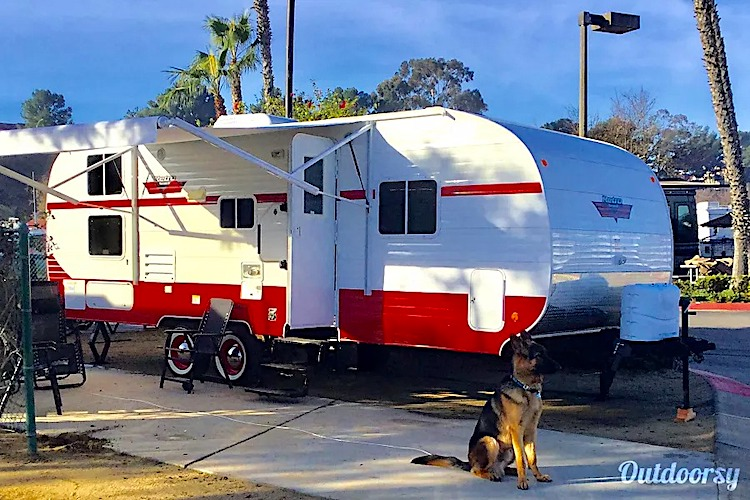 rv rental los angeles travel trailer