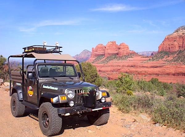 sedona az jeep tour