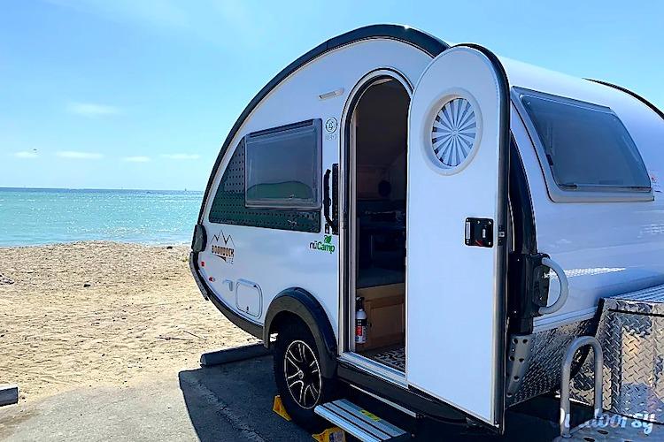 small camper rental san diego