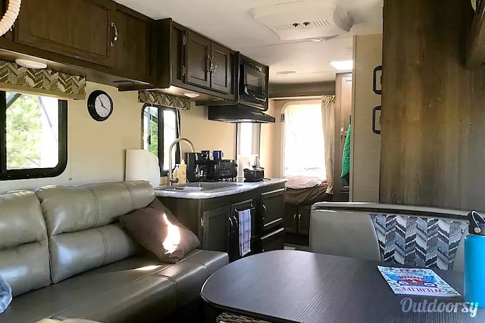 small rv rental denver co