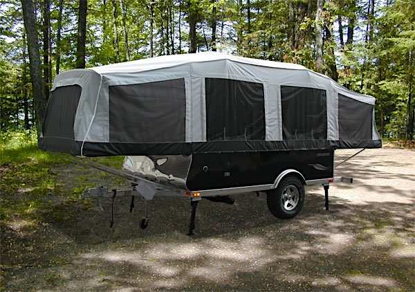 tent trailer soft top pop up camper rental