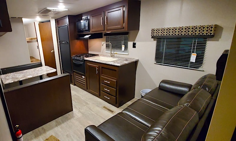 travel trailer rental houston