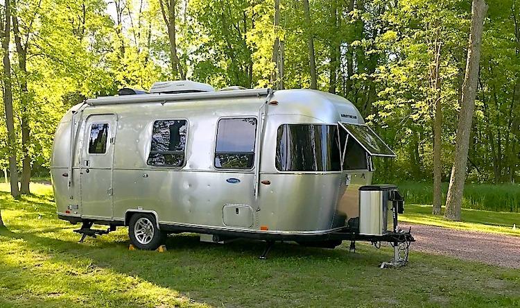 travel trailer rental