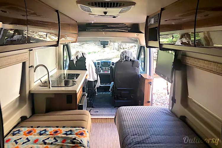 unlimited miles rv rental dallas tx
