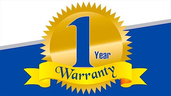 1 yr warrenty