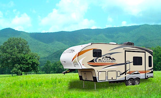 5th wheel rental cost