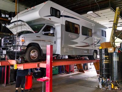 9 Tips for Choosing the Best RV Repair Shop
