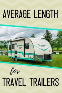 Average Length of Travel Trailers