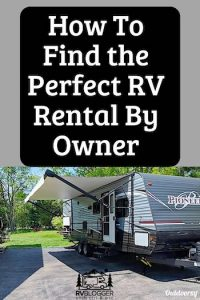 How To Find the Perfect RV Rental By Owner