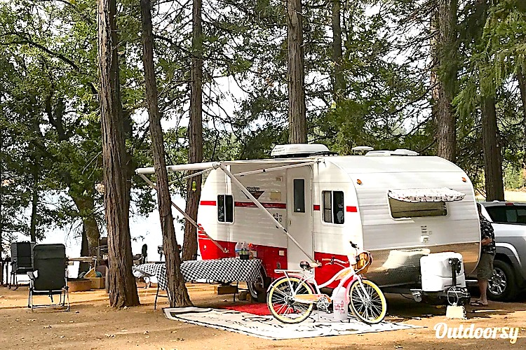 Travel Trailer Rental Cost