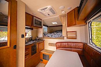 escape campervans truck camper int