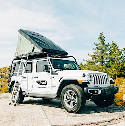 jeep camper escape campervan