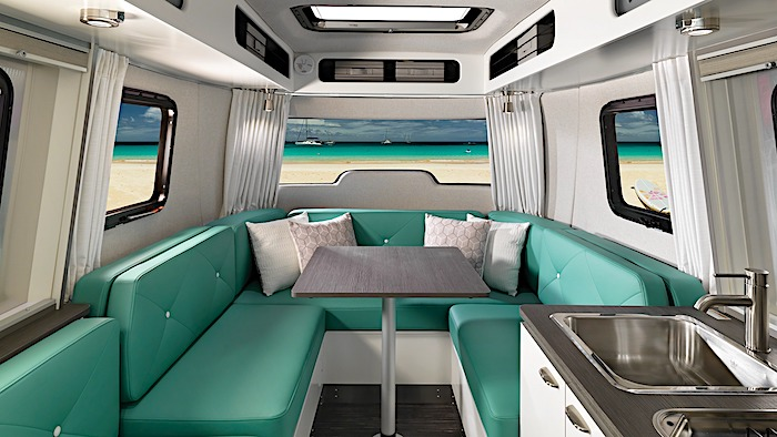 2020 Airstream Nest Int