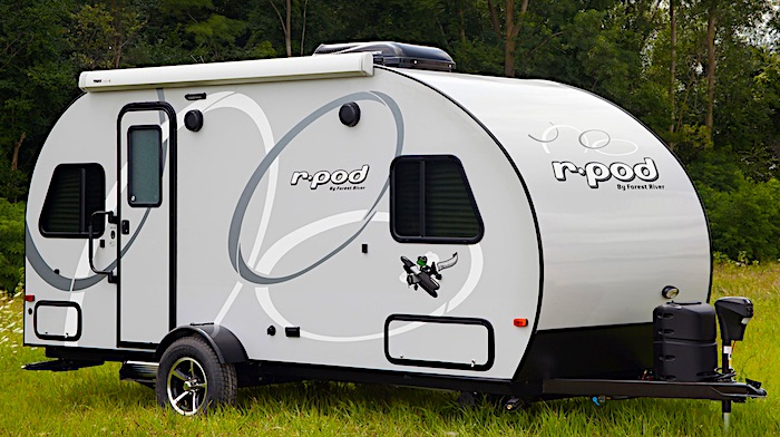 2020 FOREST RIVER R POD RP 180 Ext