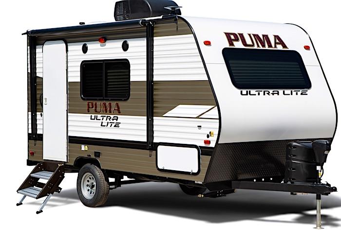 2020 Palomino Puma Ultra Lite 16QBX Ext