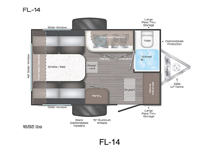 2020-TRAVEL-LITE-FALCON-F-LITE FL-14-Floor-Plan