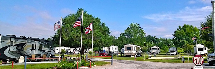 Can You Live in an RV Park?
