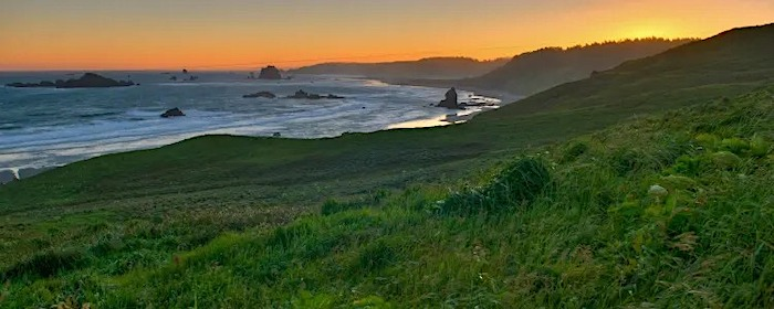 Cape Blanco State Park RV Campground Oregon Coast