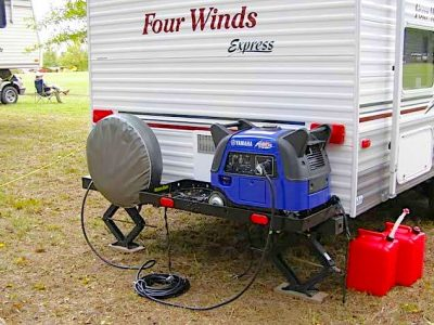 Do Travel Trailers Have a Generator?