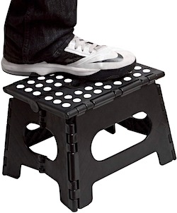 Folding Step Stool gift for RV owner