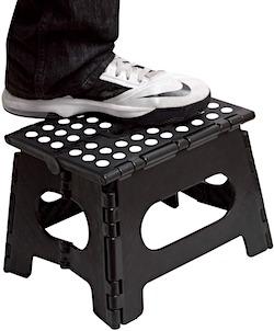 Folding Step Stool gift for RV owner