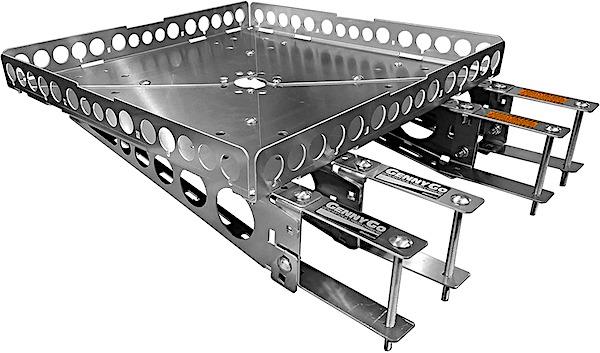 GennyGo Bumper Mount Cargo Tray