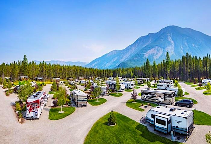 Glacier National Park KOA Campground