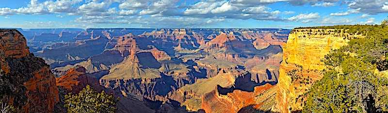 Grand Canyon Best rv vacations in usa