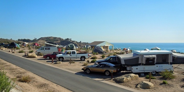 Moro RV Beach Campground