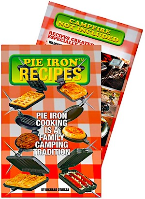 Pie Iron Cook book