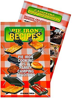 Pie Iron Cook book