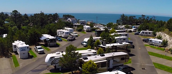 Premier RV Resort Oregon Coast RV Campground