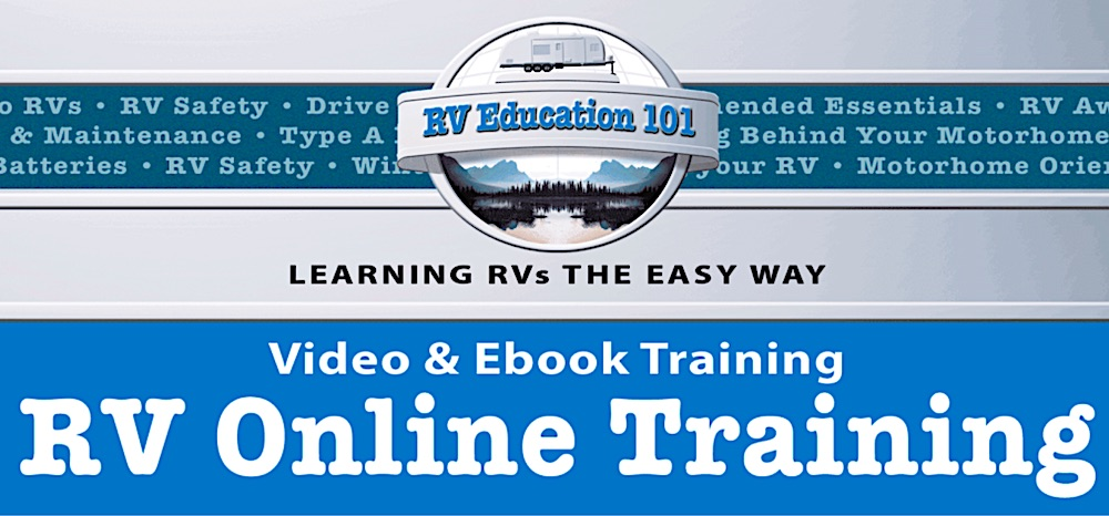 RV Education 101 Logo