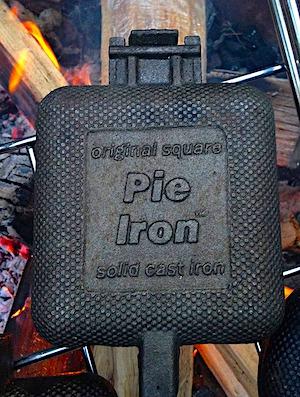 Rome Campfire Pie Iron