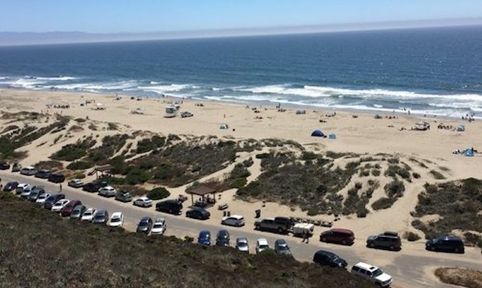 Sunset State Beach RV Campground