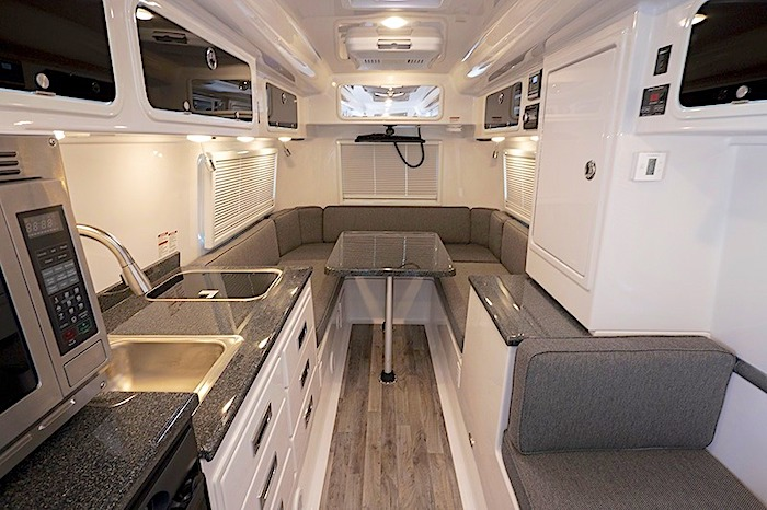 Travel Trailers with King Bed Oliver Legacy Elite II Int