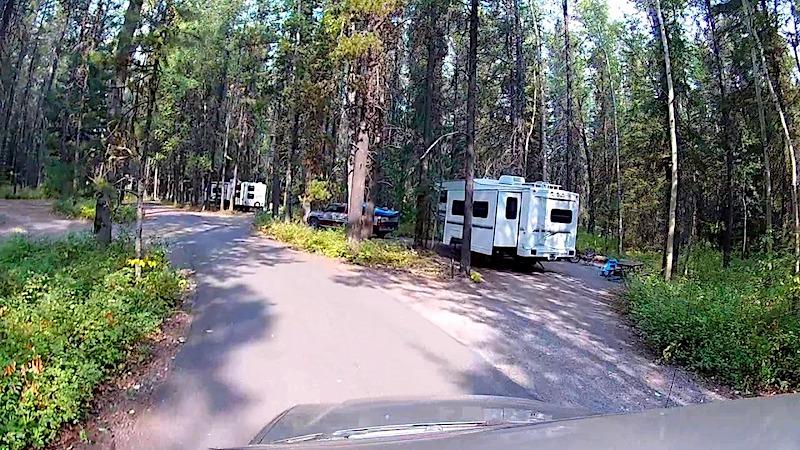 apgar campground glacier national park