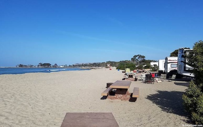 doheny beach RV campground