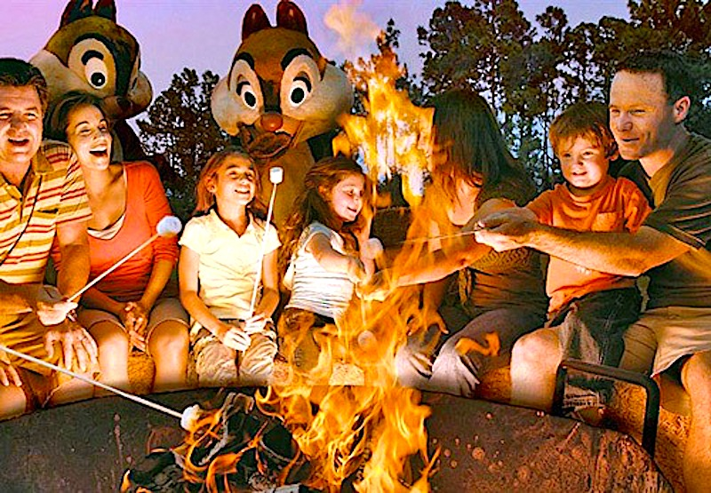 fort wilderness best rv vacations in usa