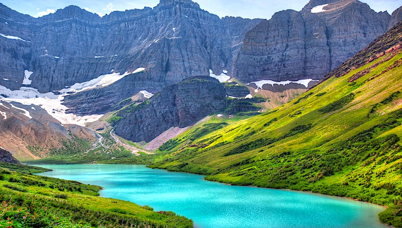 glacier national park best rv vacations in usa